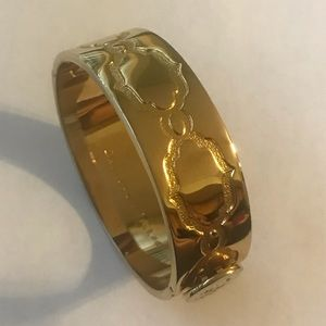 Spartina Gold Bangle Bracelet